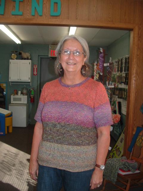 Paula's sweater