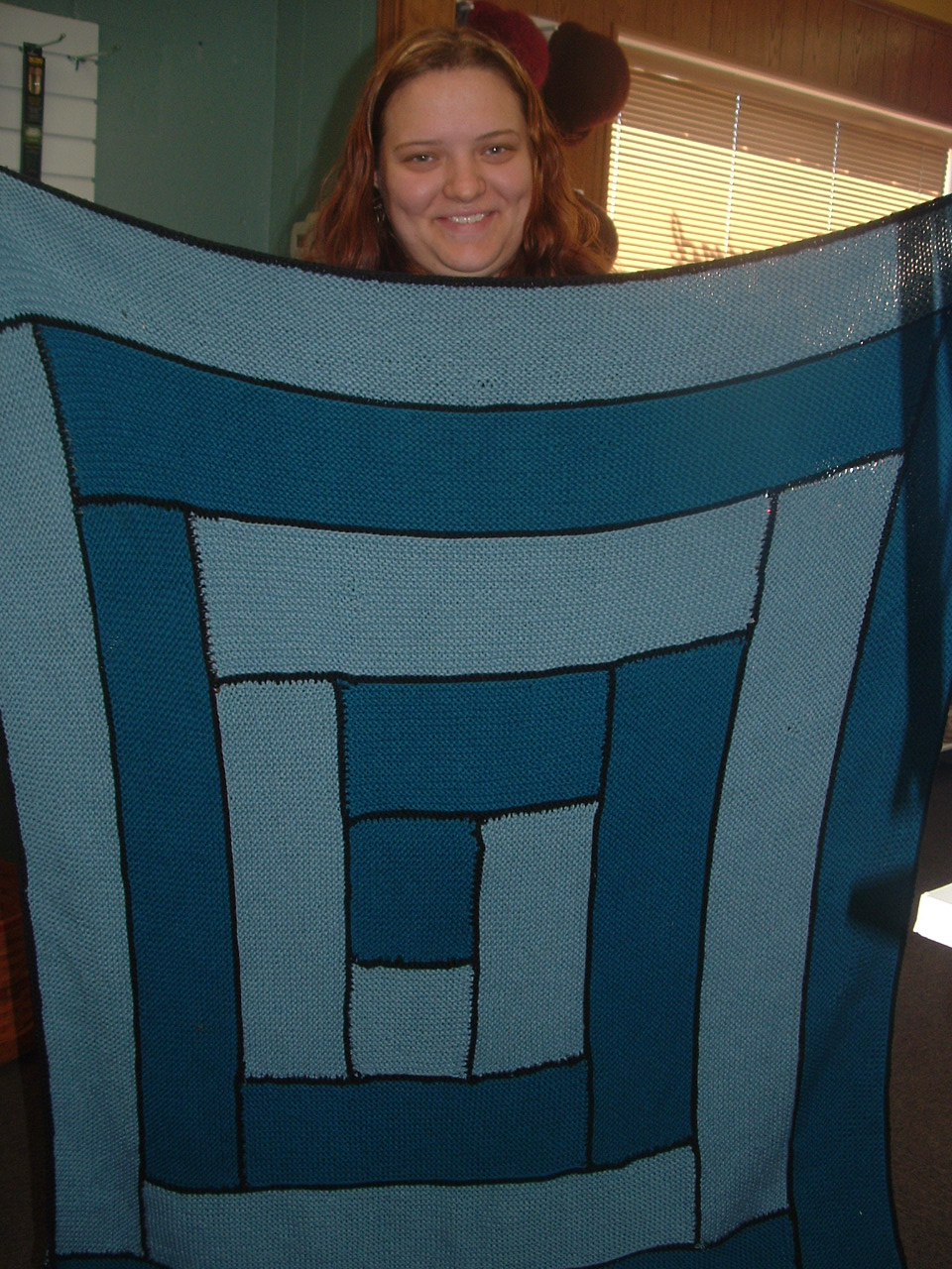 Amanda's blanket